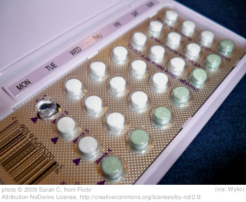 The price of birth-control pills