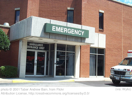 The view from the emergency room: A doctor's story