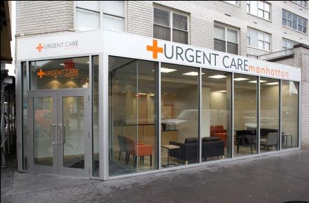 A walk-in visit: Urgent Care Manhattan