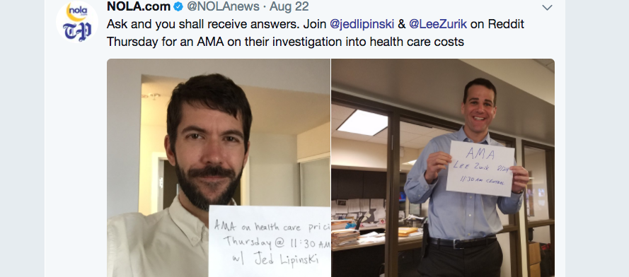 We take your questions on Reddit: The 'Cracking the Code' AMA (Ask Me Anything)
