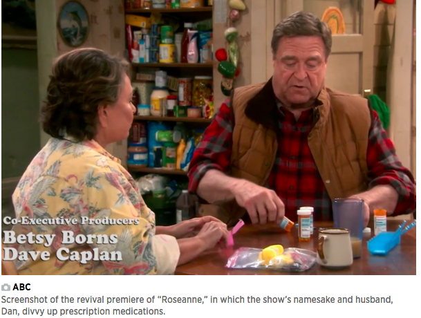 TV's 'Roseanne' can't afford her prescription medication, either: Philly.com