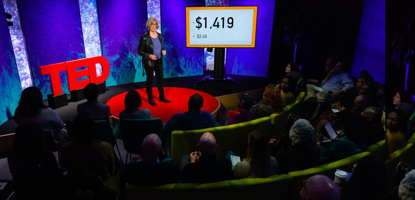 My TED residency is a wrap; my talk will be online in 2019