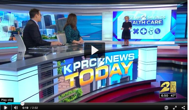 Houston TV station features ClearHealthCosts