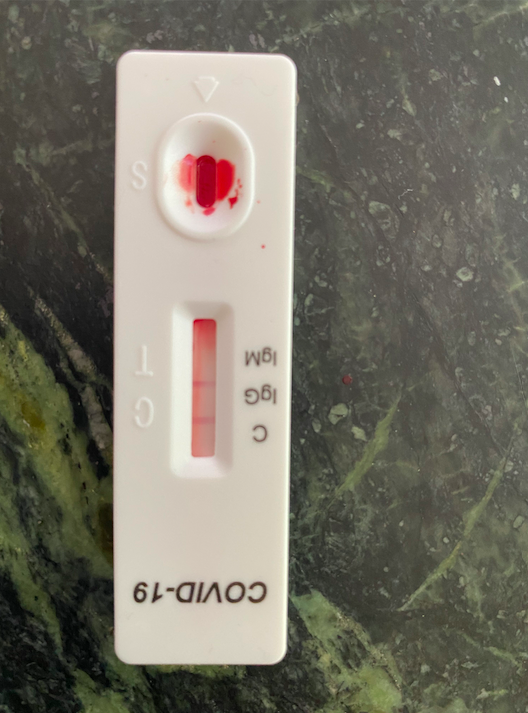 Coronavirus (Covid-19) and testing: I tested positive for a fourth time