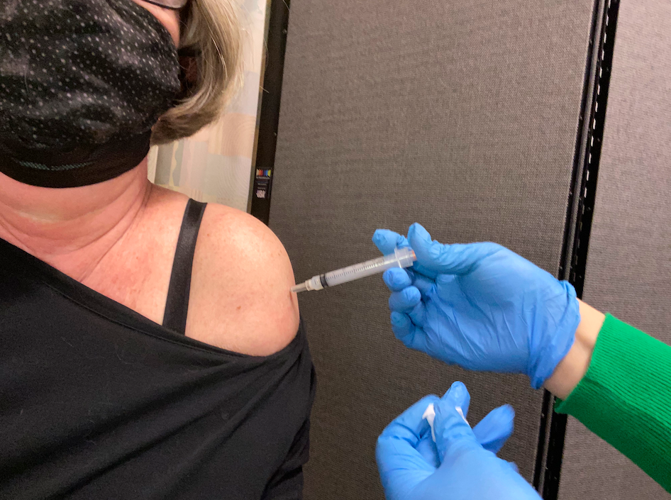 Coronavirus (Covid-19) and the vaccine: I got a shot of the Moderna vaccine today. Here's what happened.