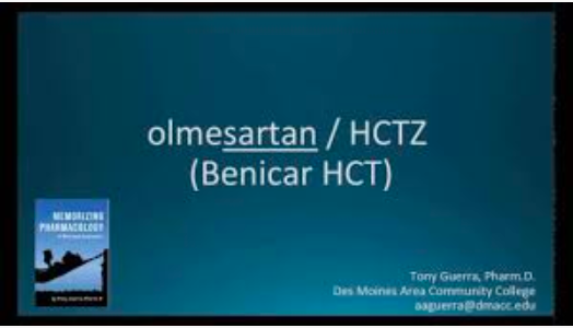 How much does olmesartan-HCTZ (Benicar) cost, $771.99 or $6?